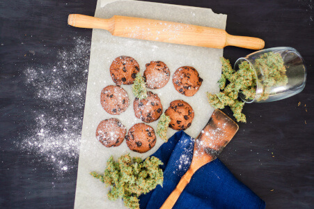 Cooking Edibles