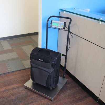 Luggage Bag on CPWplus