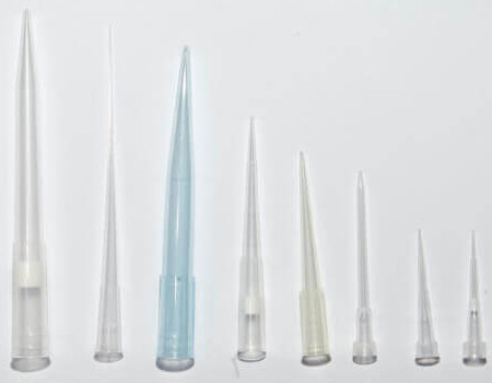 Pipettes of Different Sizes