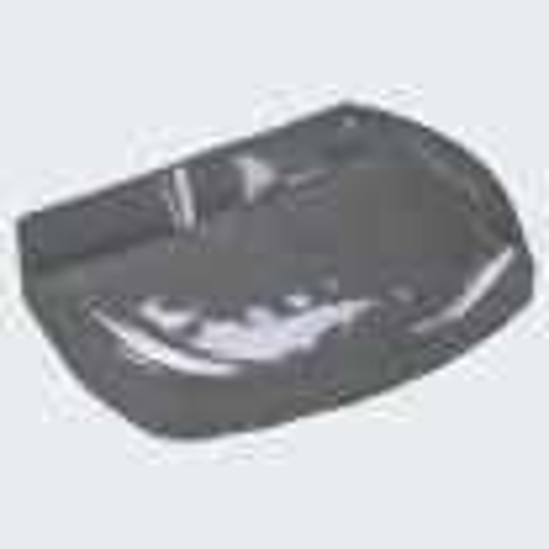 Cubierta de protección para platos de 300mm x 400mm