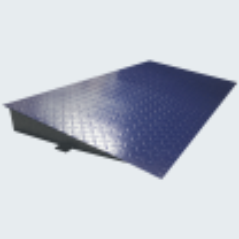 Rampa de Acero Suave - PT 15R 1500mm ancho