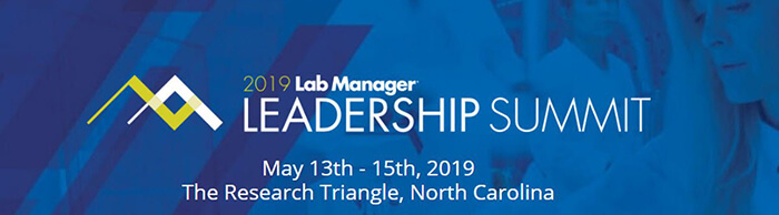 Lab Manager Leadership Summit 2019